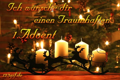 Bild 1. Advent