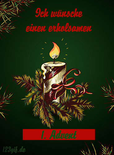1.advent-0013.jpg von 123gif.de Download & Grußkartenversand