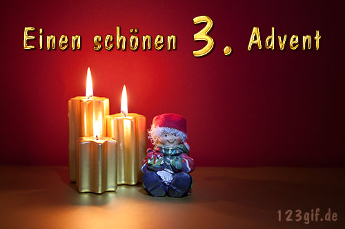 3.advent-0016.jpg von 123gif.de Download & Grußkartenversand
