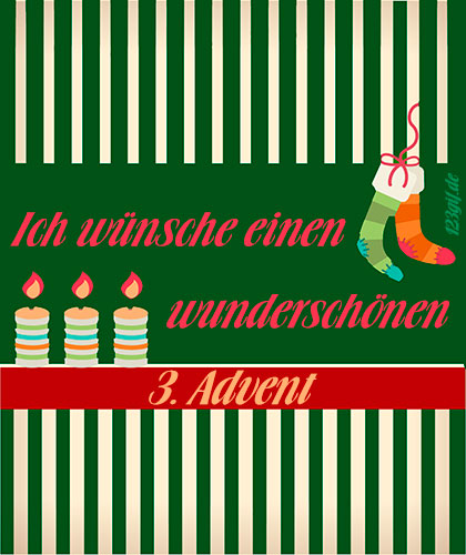 3.advent-0017.jpg von 123gif.de Download & Grußkartenversand