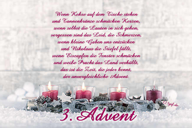 3.advent-0021.jpg von 123gif.de Download & Grußkartenversand
