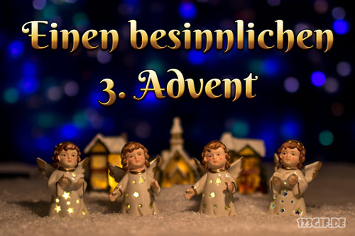 3.advent-engel-0034.jpg von 123gif.de Download & Grußkartenversand