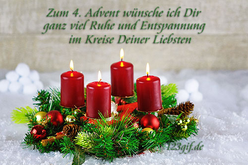 4.advent-0021.jpg von 123gif.de Download & Grußkartenversand