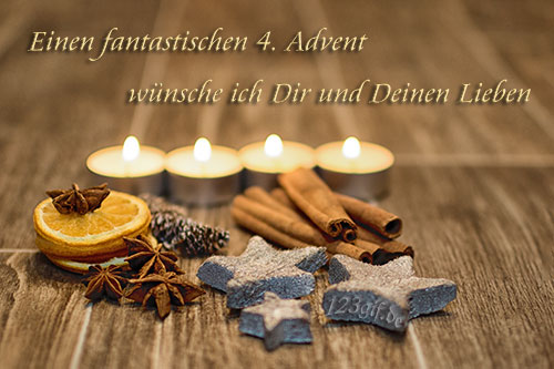 4.advent-0022.jpg von 123gif.de Download & Grußkartenversand