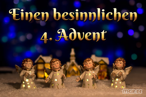 4.advent-engel-0032.jpg von 123gif.de Download & Grußkartenversand