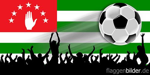 abchasien_fussball-fans.jpg von 123gif.de Download & Grußkartenversand