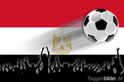 aegypten_fussball-fans.jpg von 123gif.de Download & Grußkartenversand