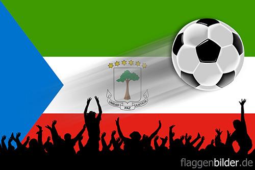aequatorialguinea_fussball-fans.jpg von 123gif.de Download & Grußkartenversand