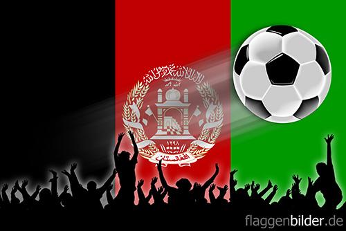 afghanistan_fussball-fans.jpg von 123gif.de Download & Grußkartenversand