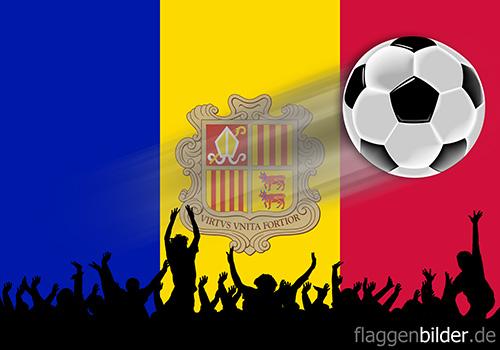 andorra_fussball-fans.jpg von 123gif.de Download & Grußkartenversand