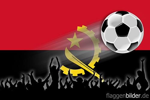 angola_fussball-fans.jpg von 123gif.de Download & Grußkartenversand