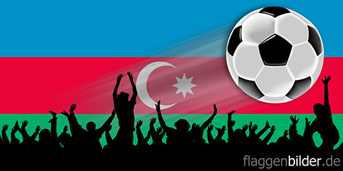 aserbaidschan_fussball-fans.jpg von 123gif.de Download & Grußkartenversand