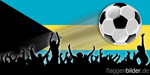bahamas_fussball-fans.jpg von 123gif.de Download & Grußkartenversand