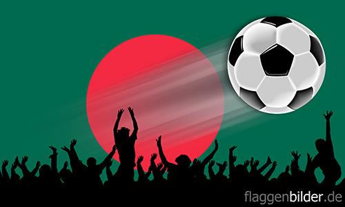 bangladesch_fussball-fans.jpg von 123gif.de Download & Grußkartenversand