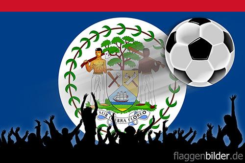 belize_fussball-fans.jpg von 123gif.de Download & Grußkartenversand