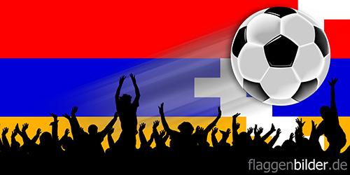 bergkarabach_fussball-fans.jpg von 123gif.de Download & Grußkartenversand