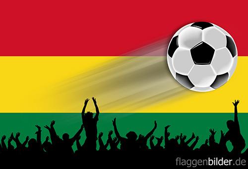 bolivien_fussball-fans.jpg von 123gif.de Download & Grußkartenversand