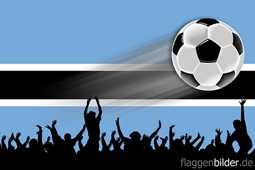 botsuana_fussball-fans.jpg von 123gif.de Download & Grußkartenversand