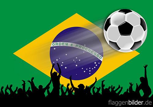 brasilien_fussball-fans.jpg von 123gif.de Download & Grußkartenversand