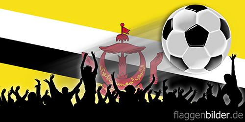 brunei_fussball-fans.jpg von 123gif.de Download & Grußkartenversand