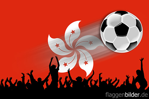 china_volksrepublik_hongkong_fussball-fans.jpg von 123gif.de Download & Grußkartenversand