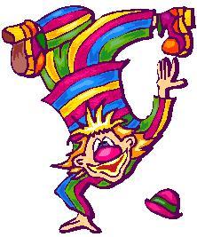 clowns-0058.jpg von 123gif.de Download & Grußkartenversand