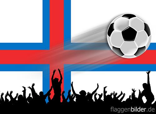 daenemark_faeroeer_fussball-fans.jpg von 123gif.de Download & Grußkartenversand