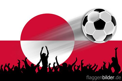 daenemark_groenland_fussball-fans.jpg von 123gif.de Download & Grußkartenversand