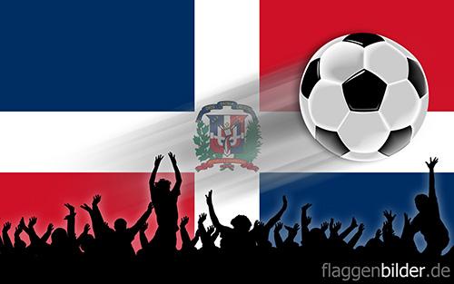 dominikanische_republik_fussball-fans.jpg von 123gif.de Download & Grußkartenversand
