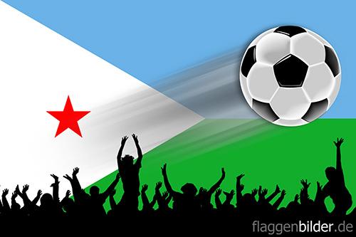 dschibuti_fussball-fans.jpg von 123gif.de Download & Grußkartenversand