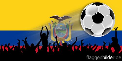 ecuador_fussball-fans.jpg von 123gif.de Download & Grußkartenversand