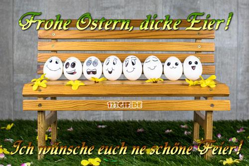 ostereier-bank-0016.jpg von 123gif.de Download & Grußkartenversand