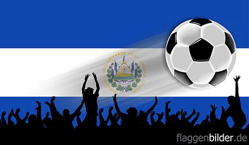 el_salvador_fussball-fans.jpg von 123gif.de Download & Grußkartenversand