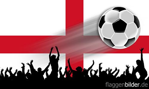 england_fussball-fans.jpg von 123gif.de Download & Grußkartenversand