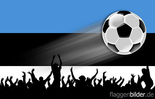 estland_fussball-fans.jpg von 123gif.de Download & Grußkartenversand