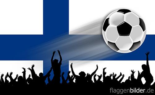 finnland_fussball-fans.jpg von 123gif.de Download & Grußkartenversand