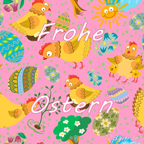 Hühner von 123gif.de