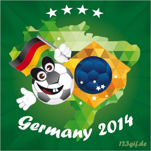 Fussball von 123gif.de