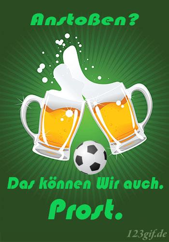 fussball-0130.jpg von 123gif.de Download & Grußkartenversand