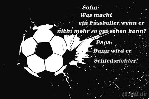 fussball-0131.jpg von 123gif.de Download & Grußkartenversand