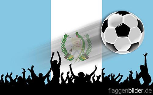 guatemala_fussball-fans.jpg von 123gif.de Download & Grußkartenversand