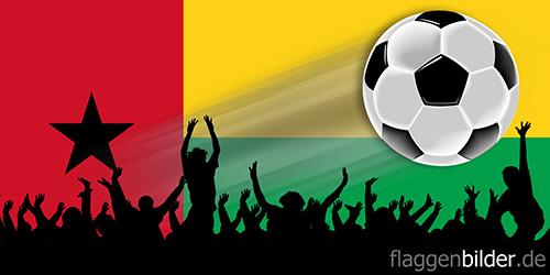 guinea-bissau_fussball-fans.jpg von 123gif.de Download & Grußkartenversand