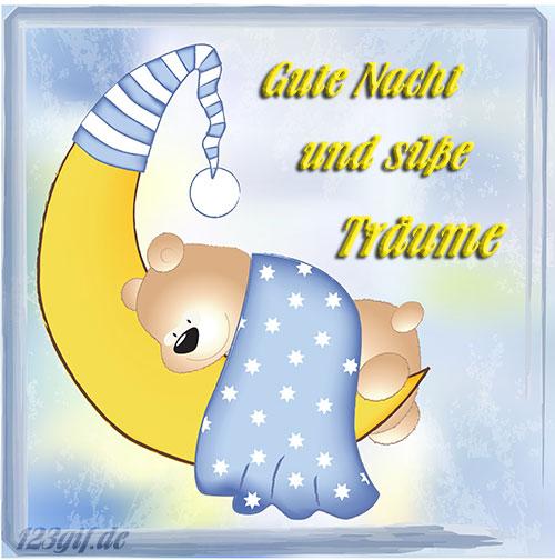 gute-nacht-0008.jpg von 123gif.de Download & Grußkartenversand