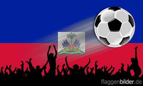 haiti_fussball-fans.jpg von 123gif.de Download & Grußkartenversand