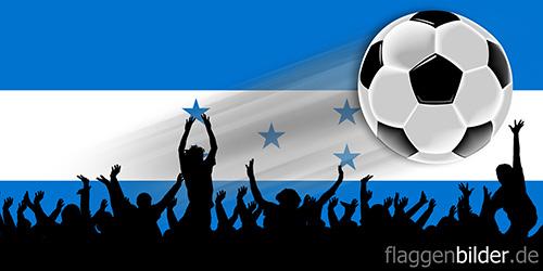honduras_fussball-fans.jpg von 123gif.de Download & Grußkartenversand