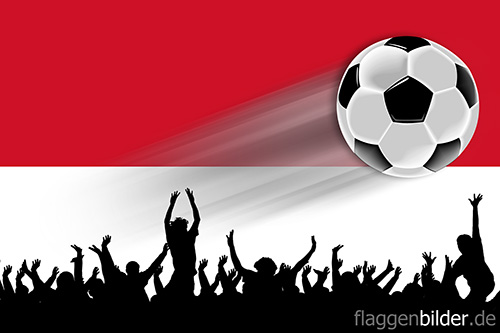 indonesien_fussball-fans.jpg von 123gif.de Download & Grußkartenversand
