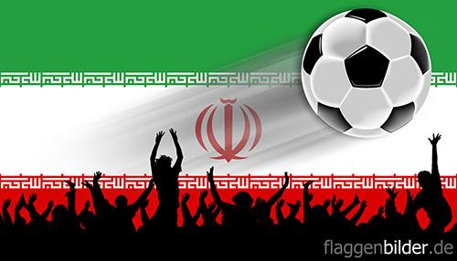 iran_fussball-fans.jpg von 123gif.de Download & Grußkartenversand