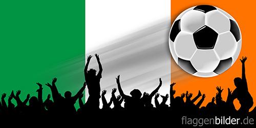 irland_fussball-fans.jpg von 123gif.de Download & Grußkartenversand