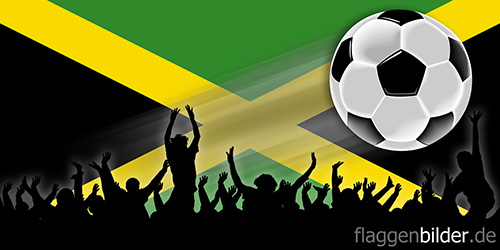 jamaika_fussball-fans.jpg von 123gif.de Download & Grußkartenversand