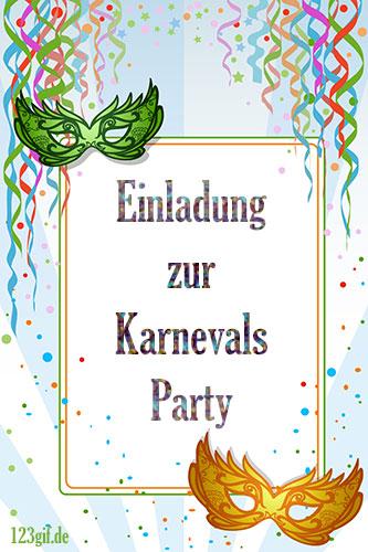 karneval-0062.jpg von 123gif.de Download & Grußkartenversand